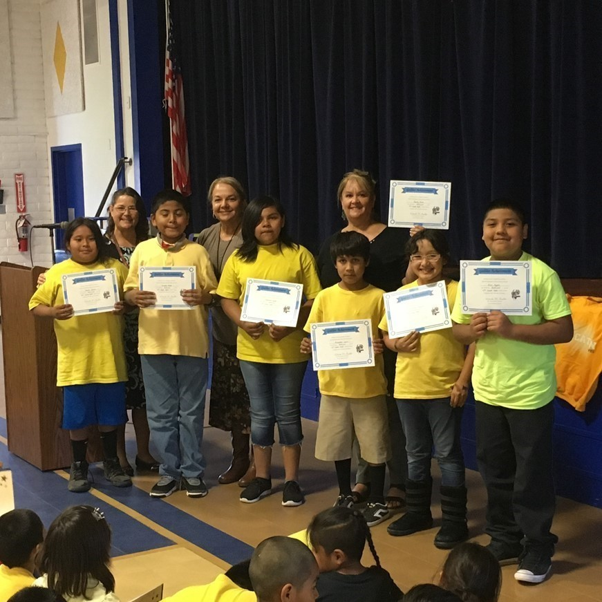 Elementary School Awards Assembly