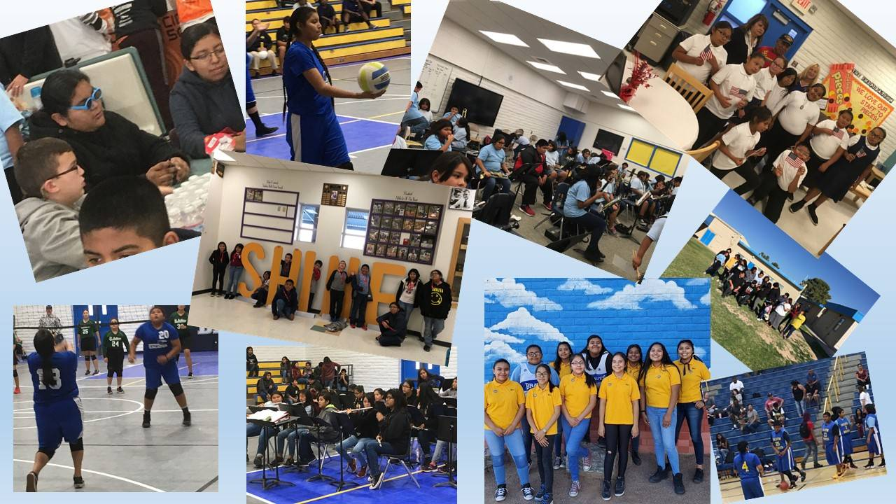 After School Program Collage